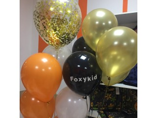"Открытие ""Foxykid room""!!!"