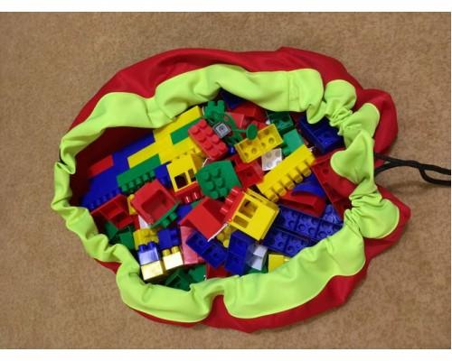 Сумка-коврик для игрушек 135 см.
