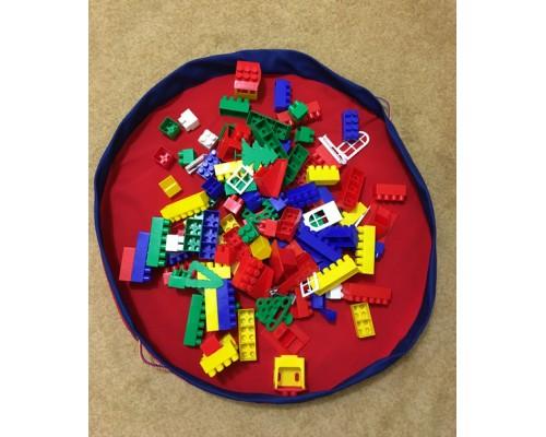 Сумка-коврик для игрушек 70 см.